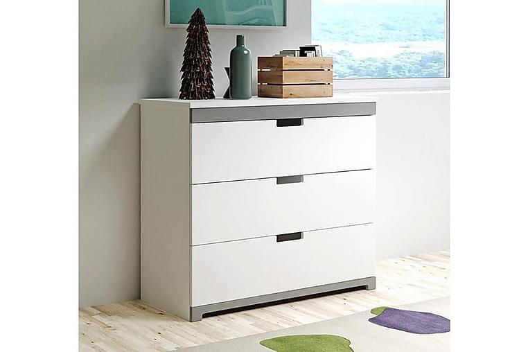 NATOLIN Barnbyrå 45x100 cm Grön - Möbler & Inredning - Barnmöbler - Förvaring barnrum