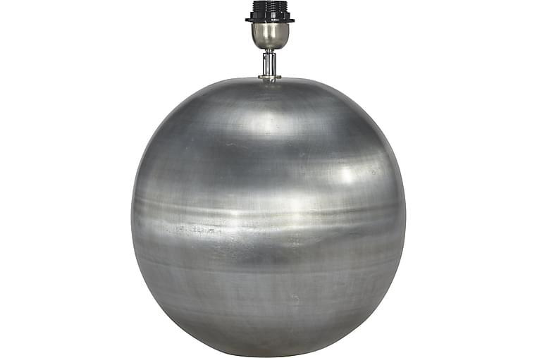 Globe Lampfot Silver - PR Home - Möbler & Inredning - Belysning - Lampor