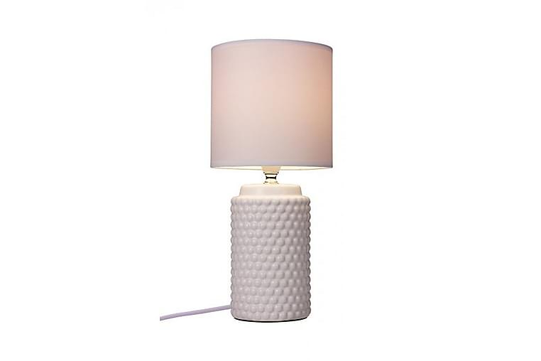 BUBBLE Bordslampa 15 Rund Vit - Cottex - Möbler & Inredning - Belysning - Bordslampor