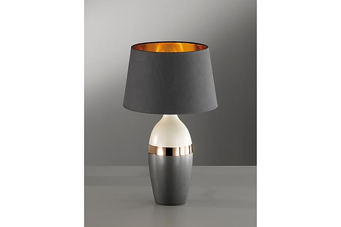 KATIA Bordslampa 45 cm Koppar - Möbler & Inredning - Belysning - Bordslampor
