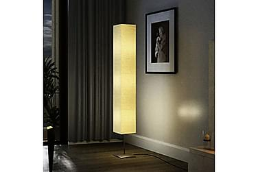 Sumida Golvlampa 170 cm 3 Lampor Rispapper