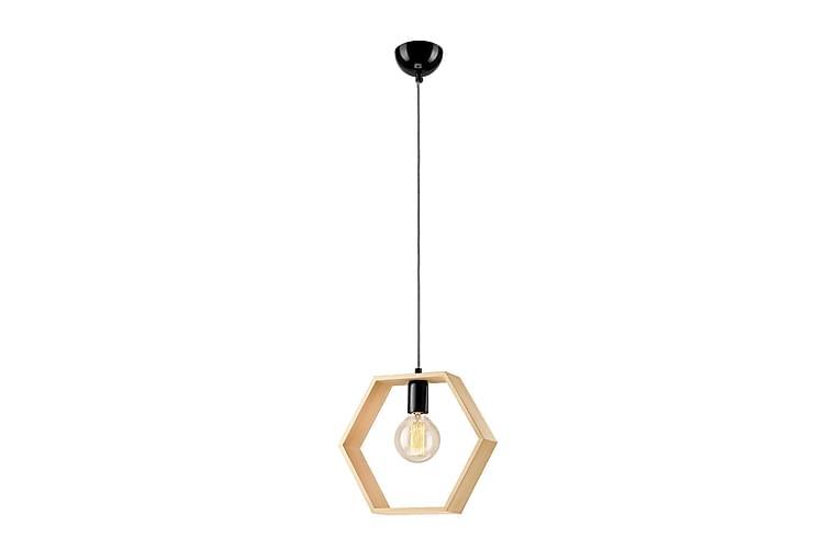 DIMAS Taklampa Hexagon Natur - Möbler & Inredning - Belysning - Taklampor