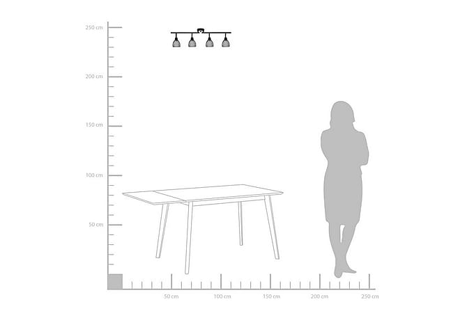 GOLOK Taklampa 10 cm - Möbler & Inredning - Belysning - Taklampor