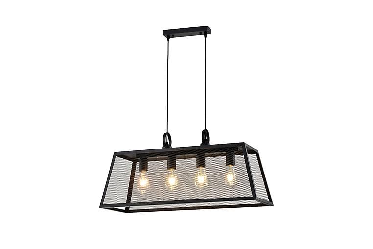 RAMOL Pendellampa Dimbar LED Svart Stor - Möbler & Inredning - Belysning - Taklampor