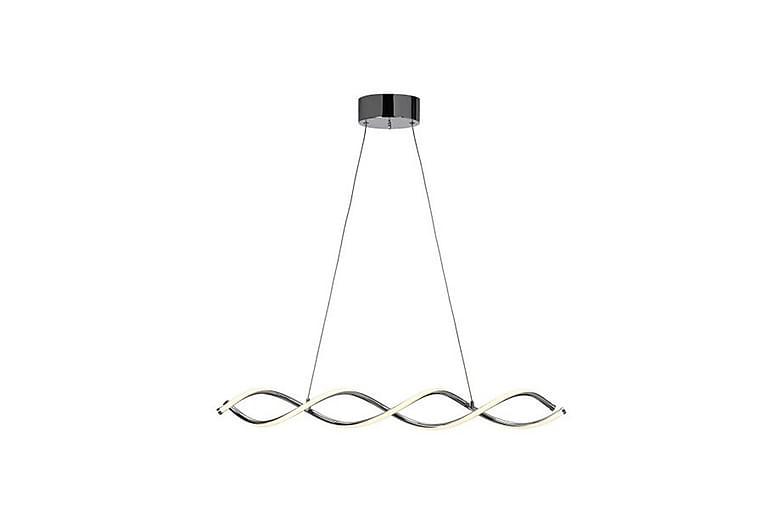 VINDLA Taklampa 100 LED Krom/Blank - Cottex - Möbler & Inredning - Belysning - Taklampor