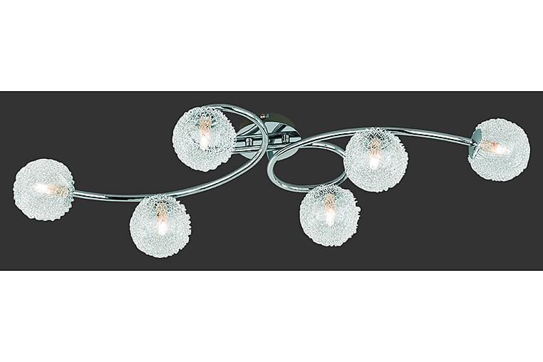 WIRE Taklampa Krom - Trio Lighting - Möbler & Inredning - Belysning - Taklampor