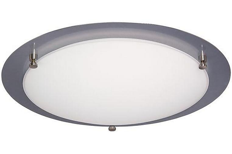 CIRKLO Plafond 30 Rund Dimbar 2 Lampor Grå - Grå - Möbler & Inredning - Belysning - Taklampor