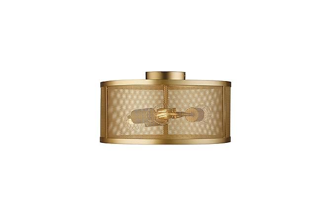 FISHNET Taklampa 45 Dimbar 3 Lampor Guld - Möbler & Inredning - Belysning - Taklampor