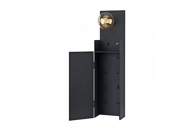 COMBO Vägglampa 1L Svart - Inomhus - Belysning - Vägglampor