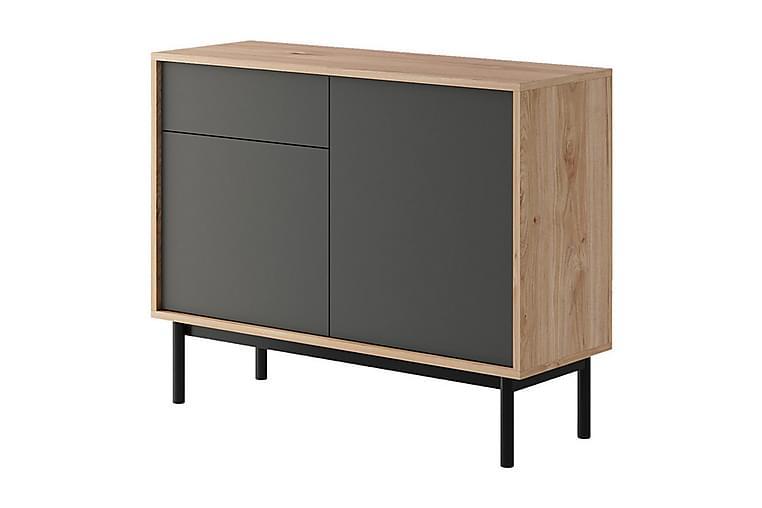 NEVINS Byrå 39x104 cm Grafit - Grafit - Möbler & Inredning - Förvaring - Byråer