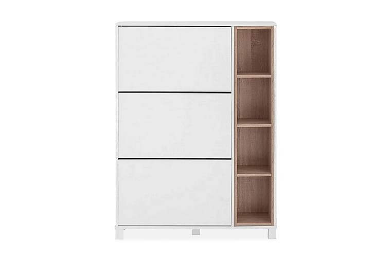 TALAIDE Skolåda 95x130 Vit/Brun - Möbler & Inredning - Förvaring - Byråer