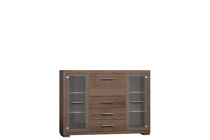 VEGAS Byrå 41x148 cm Ek - Möbler & Inredning - Förvaring - Byråer