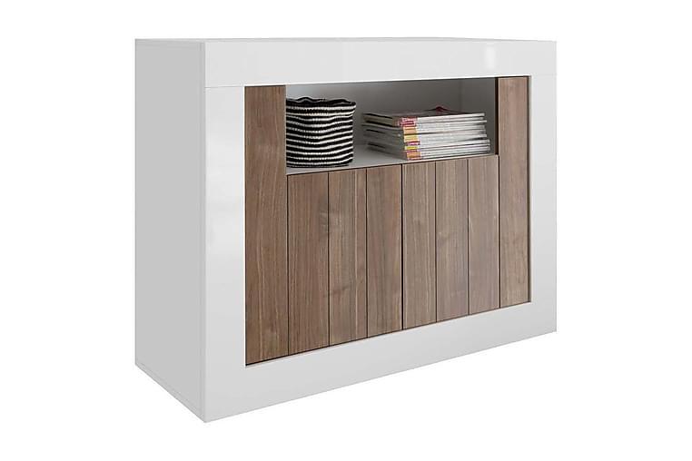 GADANA PICCOLO Skänk 110 Vit/Trä/Natur - Möbler & Inredning - Förvaring - Sideboards