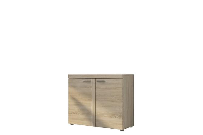 Rumba Skänk 97,2x40,3x82 cm - Beige|Grå - Inomhus - Förvaring - Sideboards