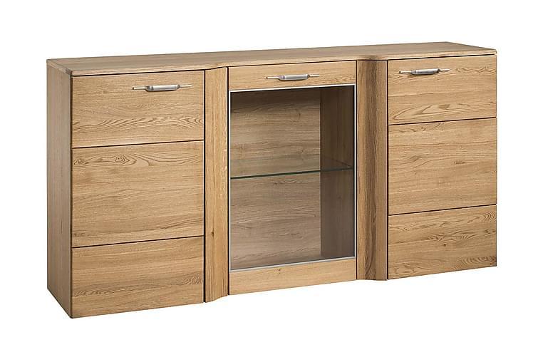 TENERO Skänk 178x93 3 Dörrar Trä/Natur - Möbler & Inredning - Förvaring - Sideboards