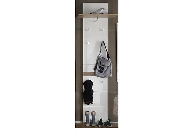 RILMU Panelhylla 60 Vit - Möbler & Inredning - Förvaring - Klädhängare & hängare