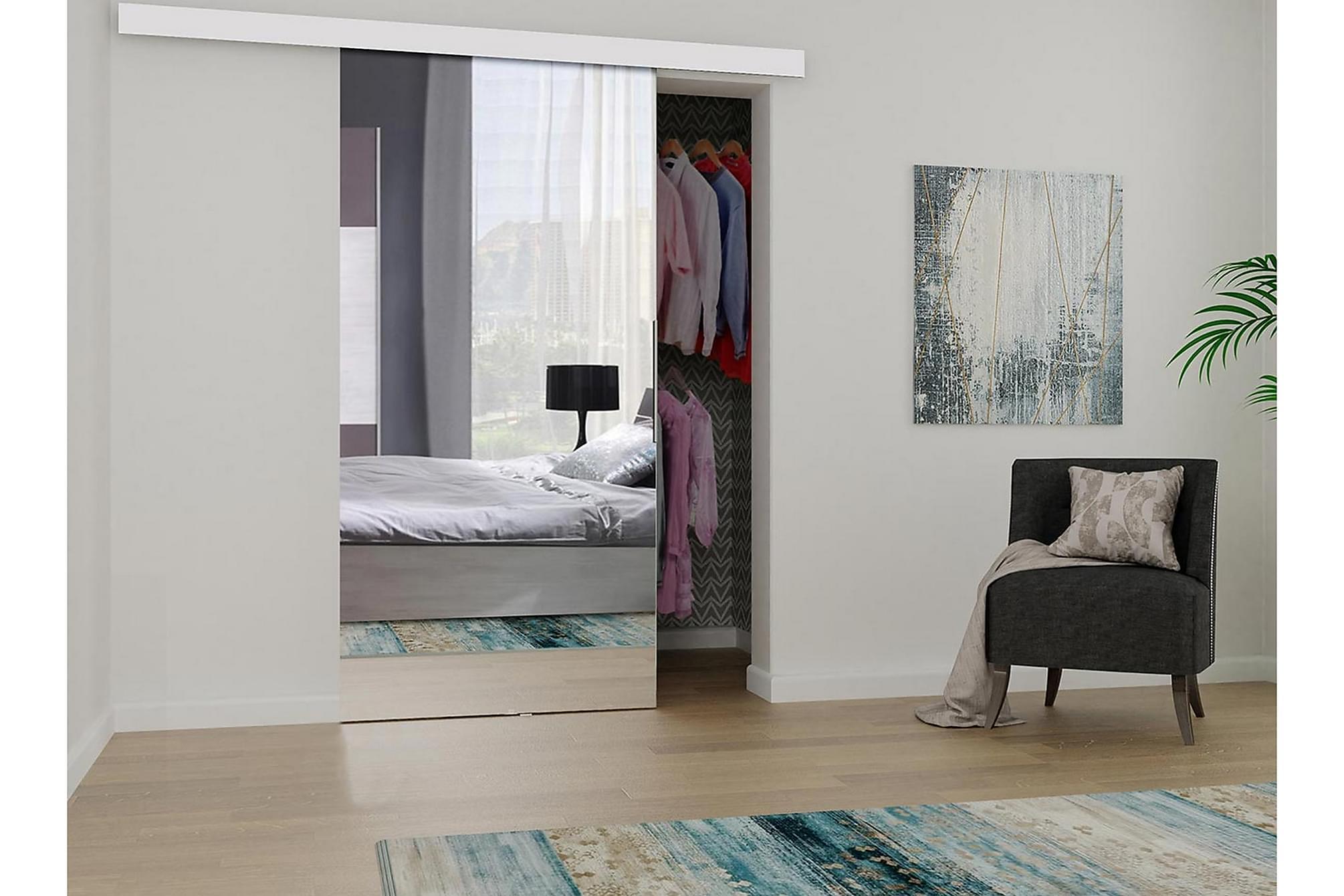 ALATA Dörr 204x106x205 cm, Garderober