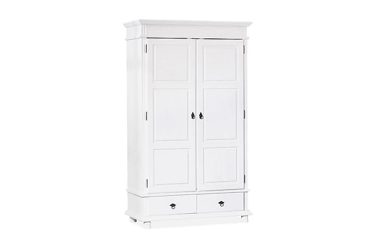 HEDE Garderob 116 Vit - Möbler & Inredning - Förvaring - Garderober