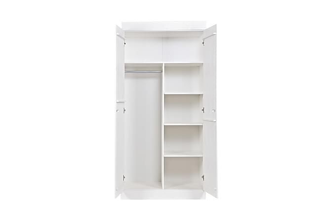 KOTONE Inredning till Garderob 2 Dörrar Vit - Möbler & Inredning - Förvaring - Skåp