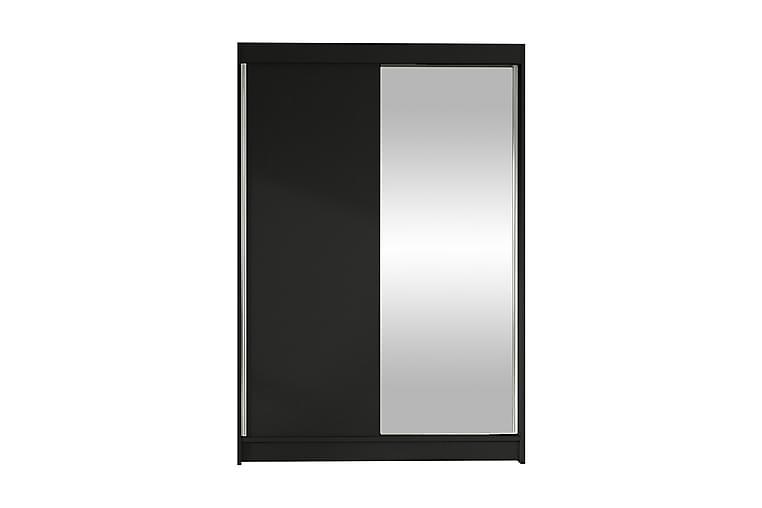 LUDGERSHALL Garderob  Svart - Svart - Möbler & Inredning - Förvaring - Garderober