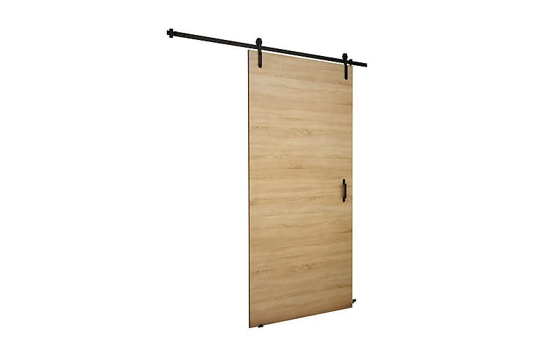 MELVA Dörr 200x106x219 cm - Ek - Möbler & Inredning - Förvaring - Garderober