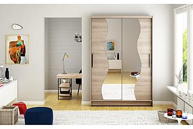 Miami Garderob 120x58x200 cm