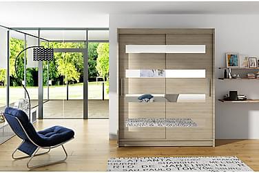 West Garderob 150x58x200 cm