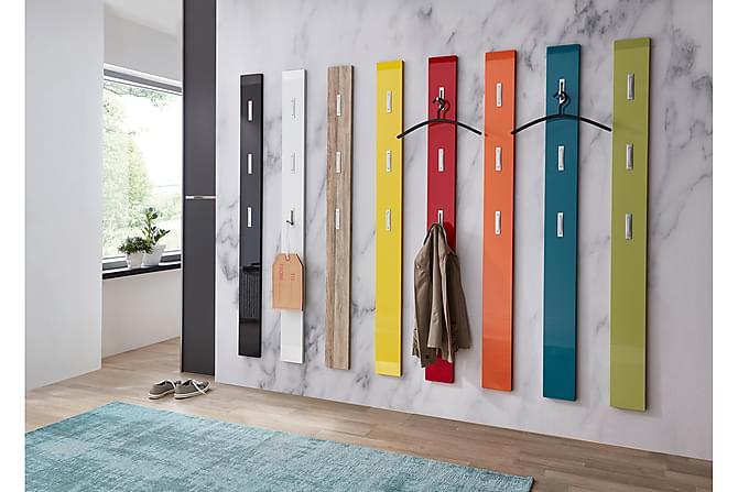 MIX Klädhängare 15 Ek - Möbler & Inredning - Förvaring - Hallmöbler