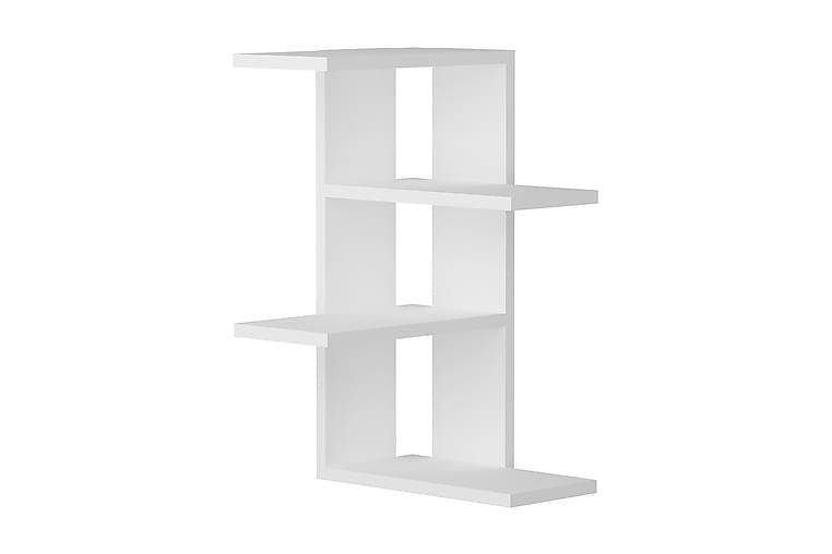 STAIRHAVEN Vägghylla 31 cm Vit - Möbler & Inredning - Förvaring - Hyllor