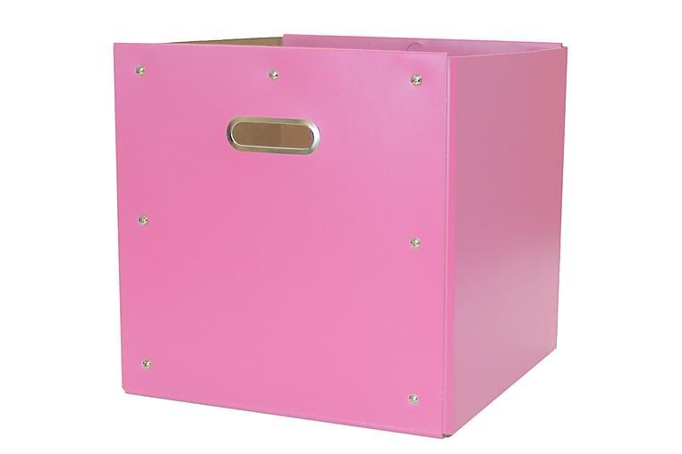 BOX Förvaringskorg 32 cm Rosa - Möbler & Inredning - Förvaring - Förvaringslådor & korgar