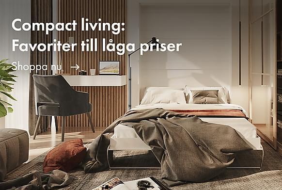 Compact living: Favoriter till låga priser