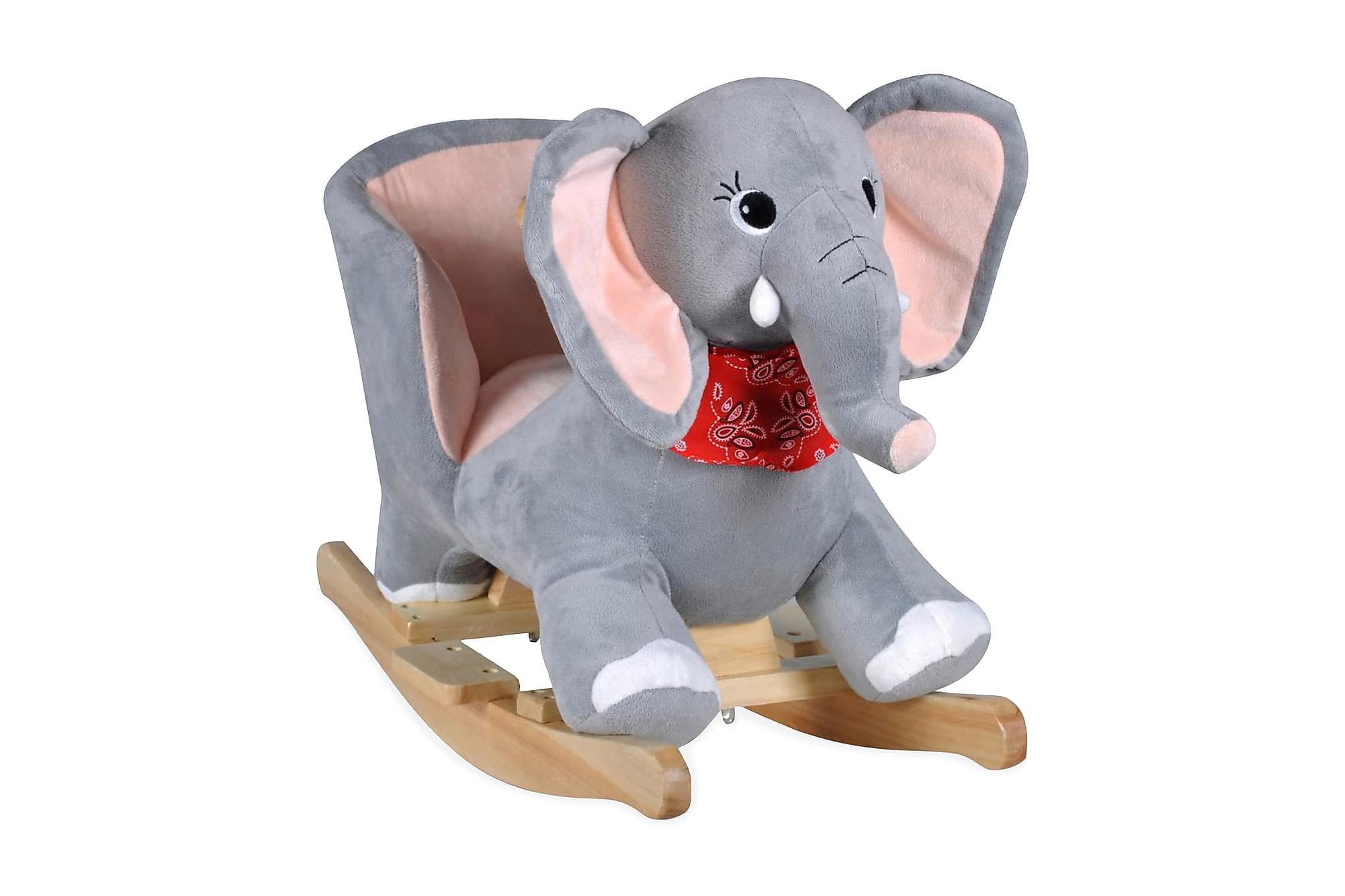 Gungdjur elefant, Babysitters