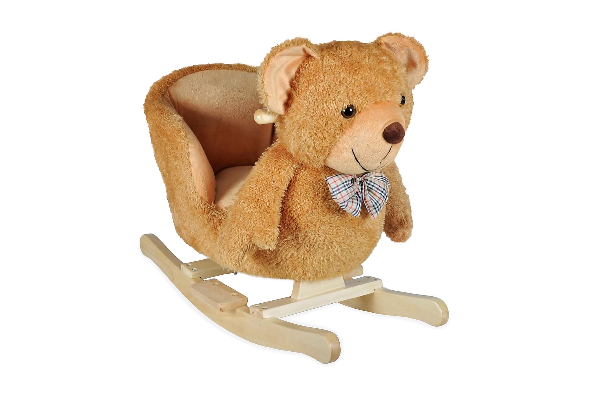 Gungdjur teddybjörn, Babysitters