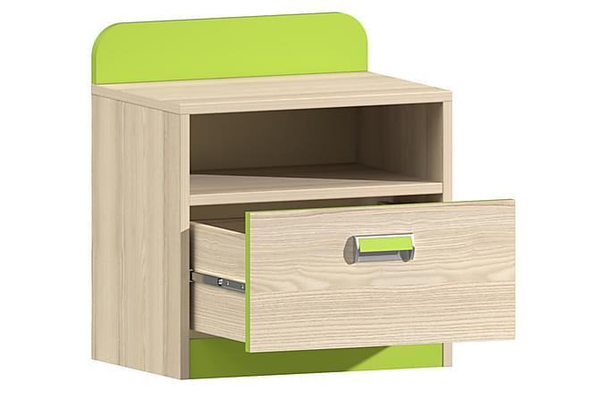 Lorento Sängbord barn 45x35x51 cm - Violett - Möbler & Inredning - Barnmöbler - Barnbord