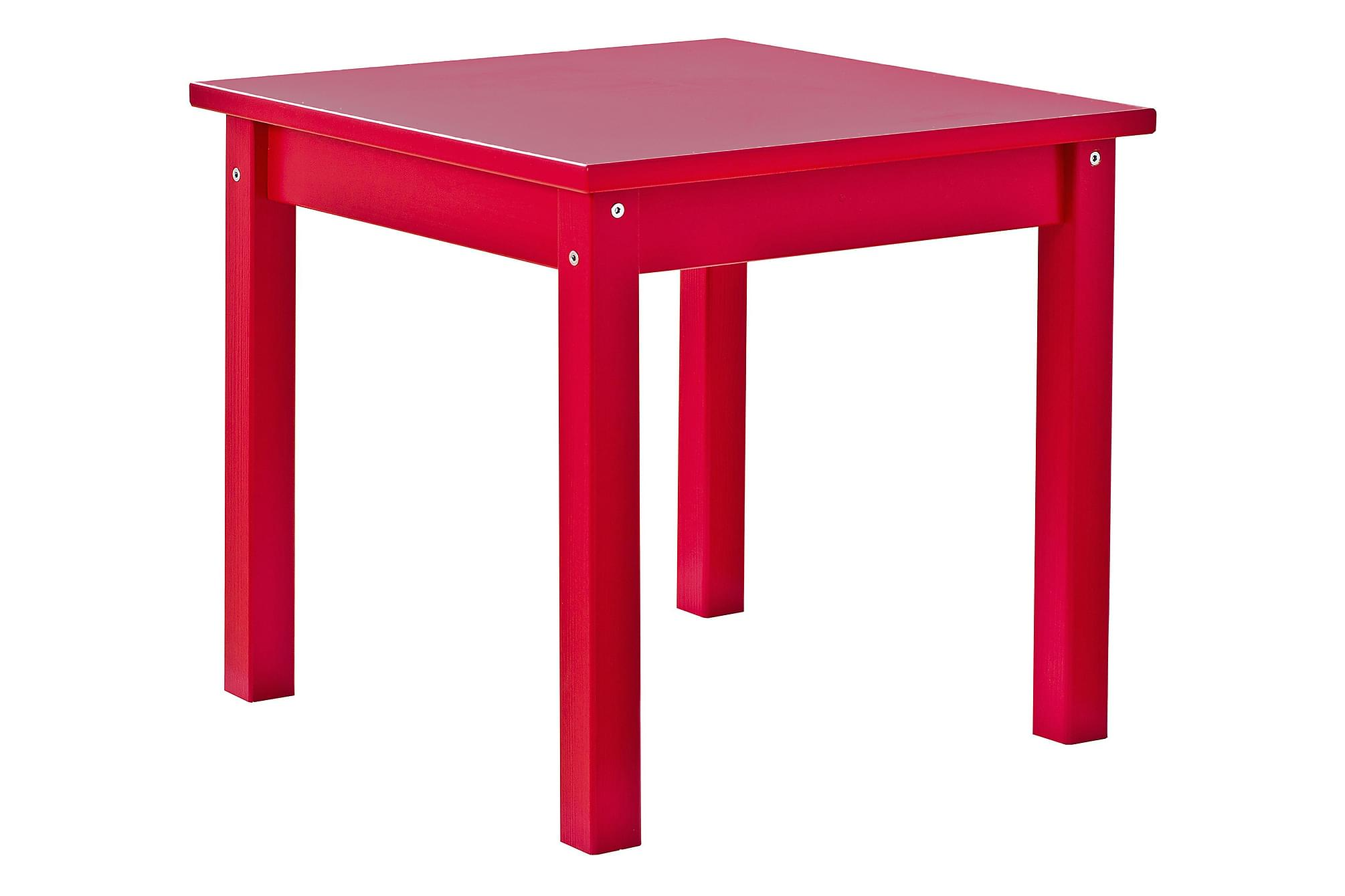 MADS Barnbord 50 Röd