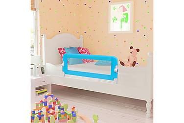 SÄNGSKENA för barnsäng 102 x 42 cm blå