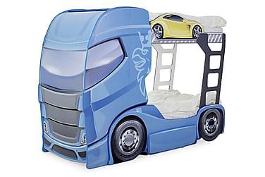 SCANO Barnsäng Lastbil 2 Madrasser