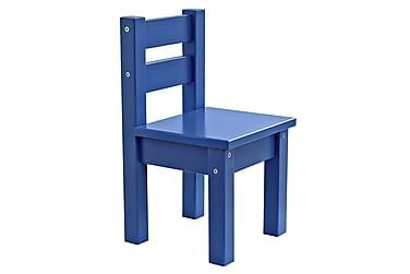 MADS Barnstol Blå