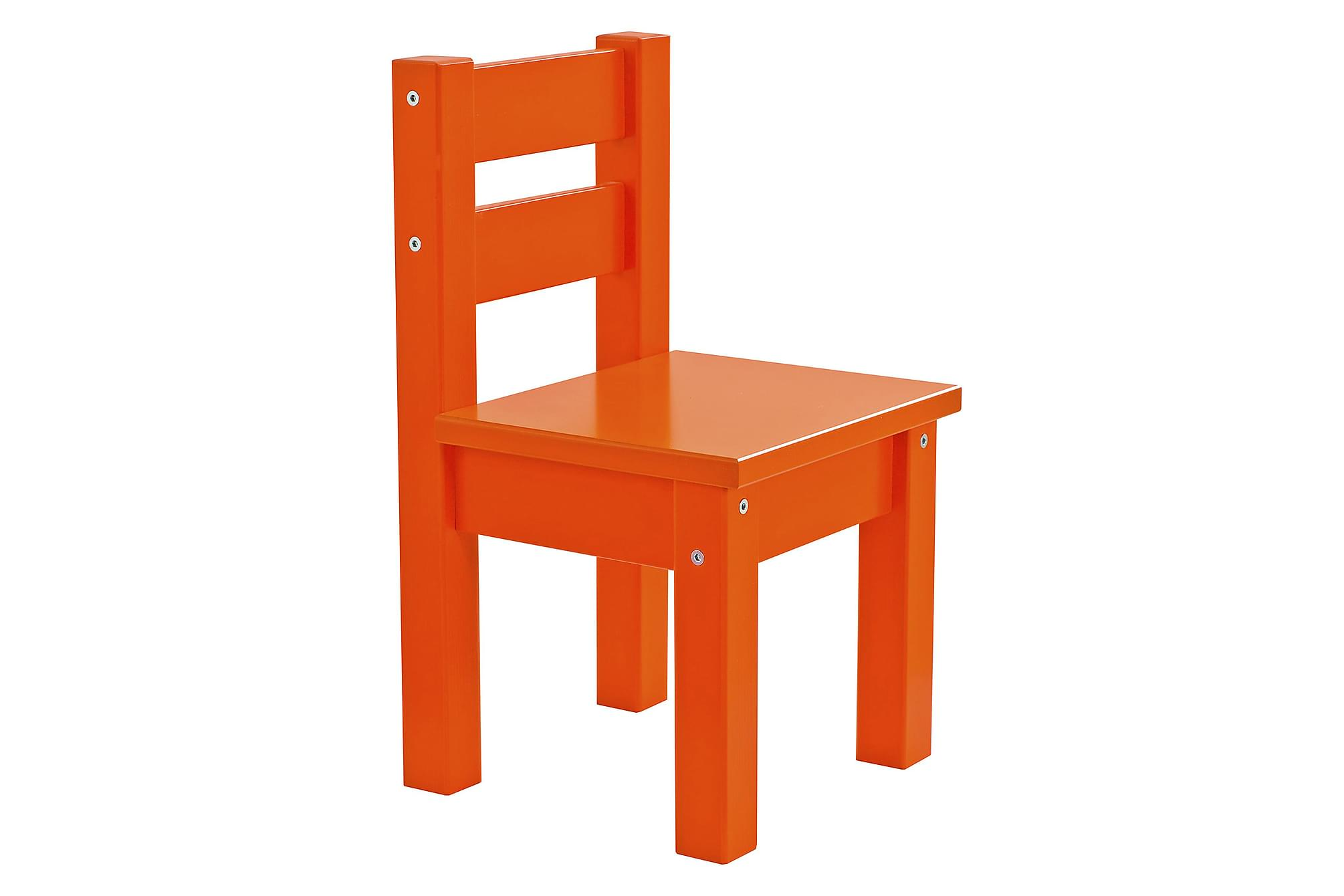 MADS Barnstol Orange