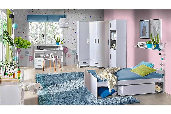 Trafiko Möbelset barnrum - Vit - Möbler & Inredning - Barnmöbler - Förvaring barnrum