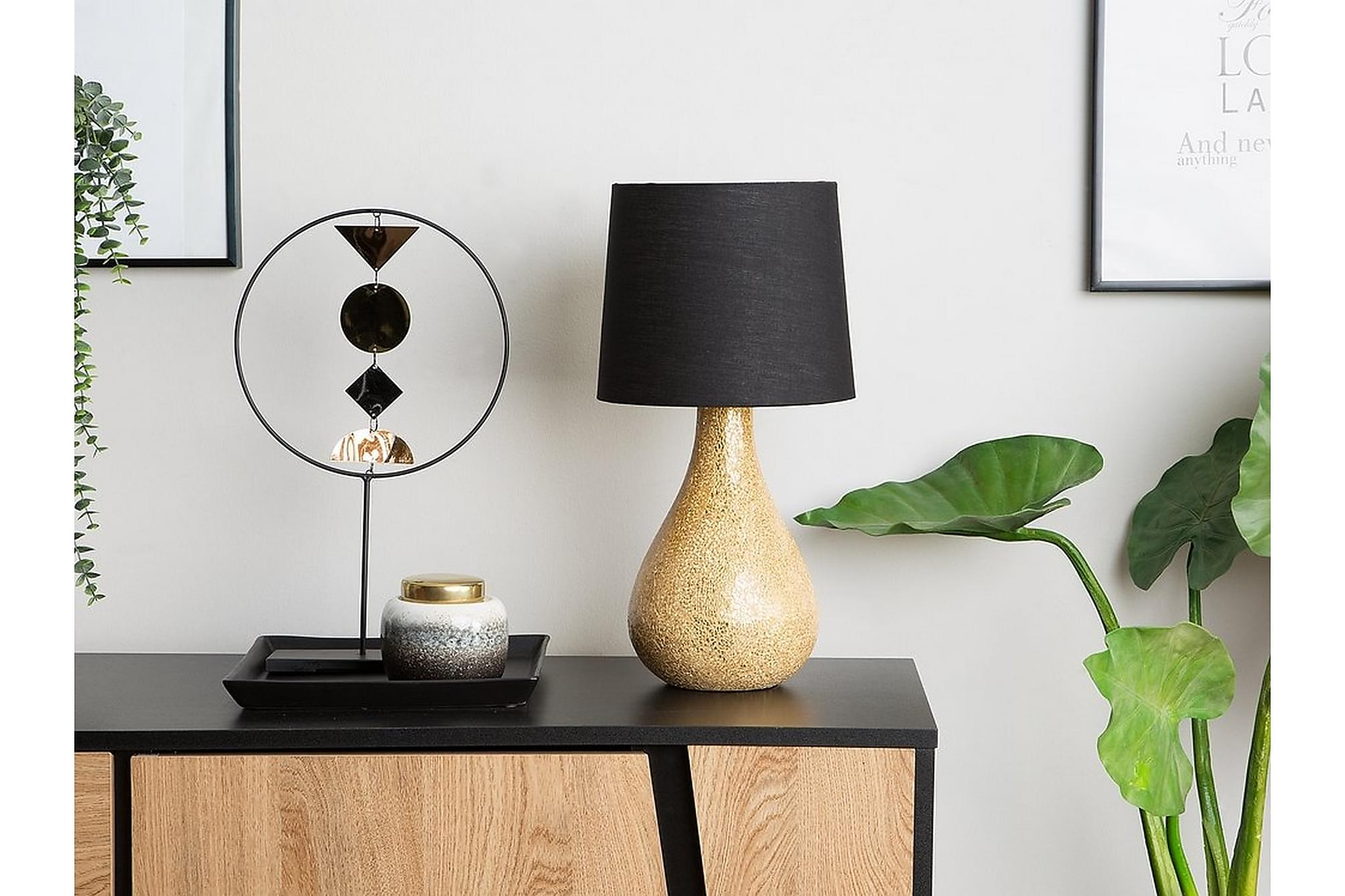 ABRAMS Bordslampa 19 cm
