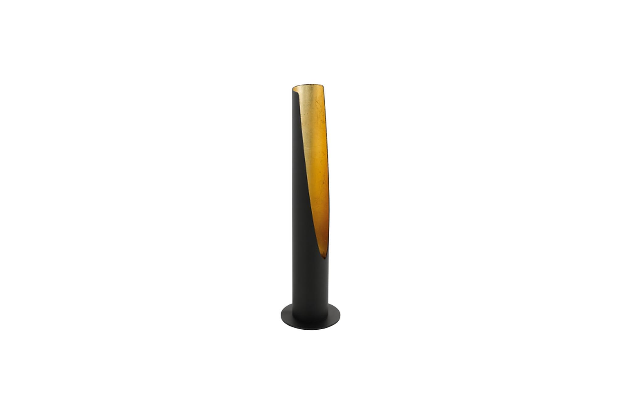 BARBOTTO Bordslampa 10 Rund LED Svart/Guld, Bordslampor