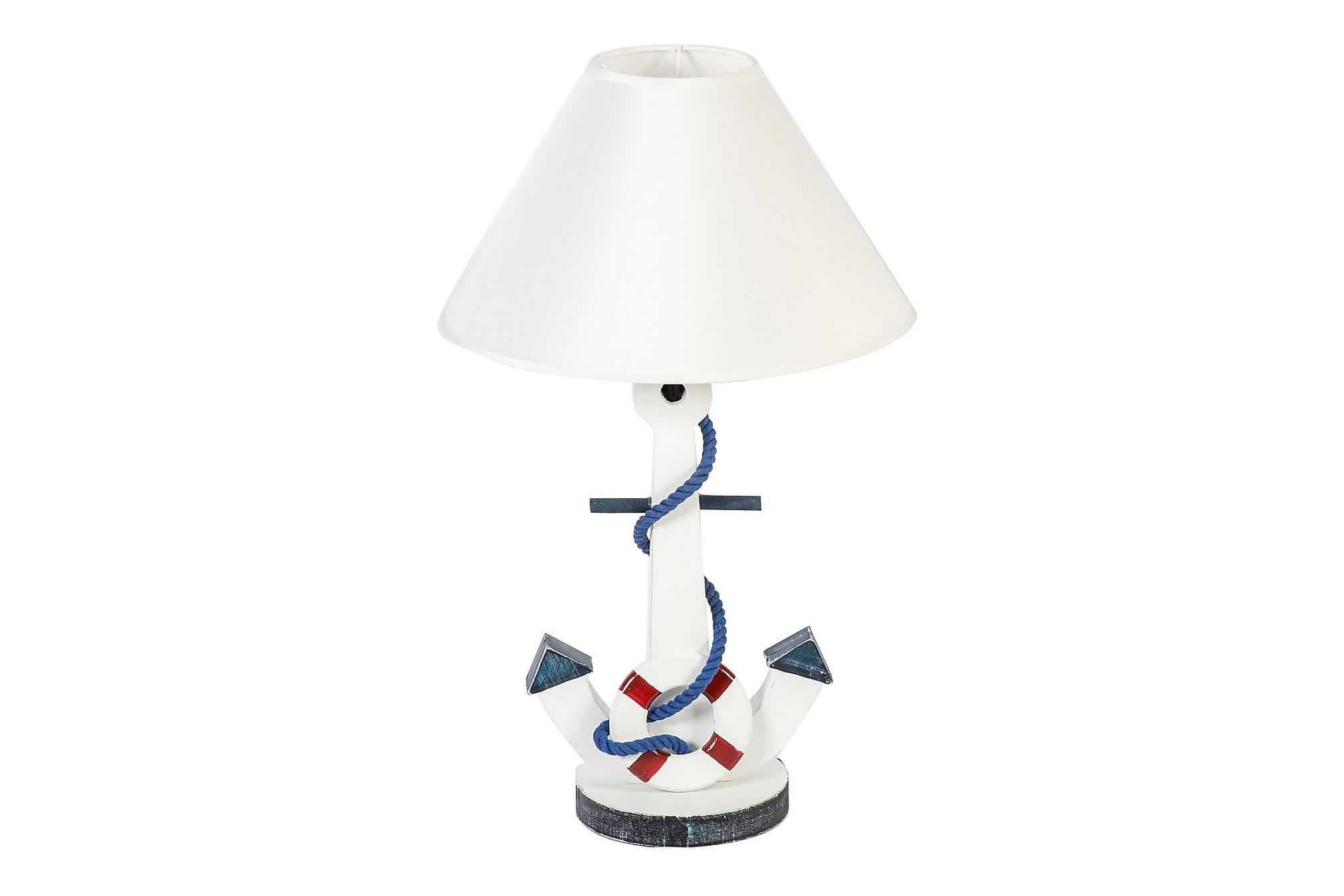 Bordslampa STRANDHUS H60cm, Bordslampor