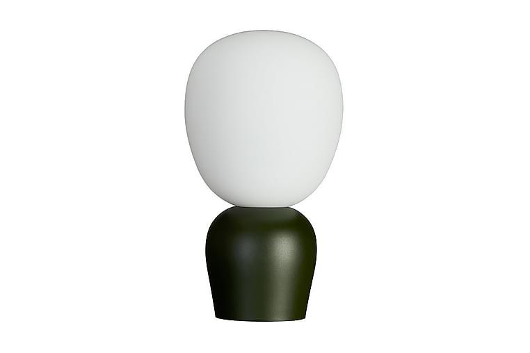 BUDDY Bordslampa Grön/Opal Glas - Belid - Möbler & Inredning - Belysning - Bordslampor