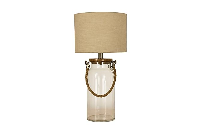 DATAY Bordslampa Glas/Natur - Möbler & Inredning - Belysning - Bordslampor
