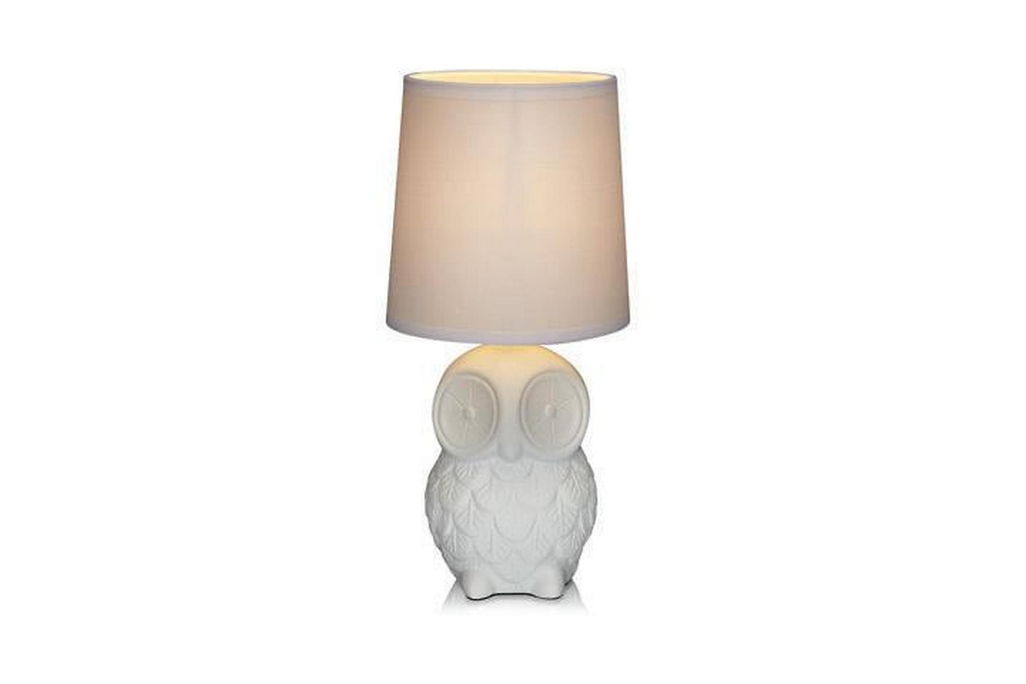 HELGE Lampfot Vit