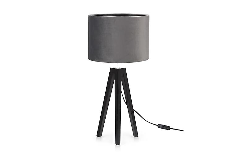 LUNDEN Bordslampa Grå - Möbler & Inredning - Belysning - Bordslampor