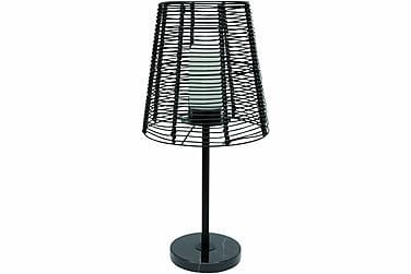 MILOS Bordslampa 40W Svart
