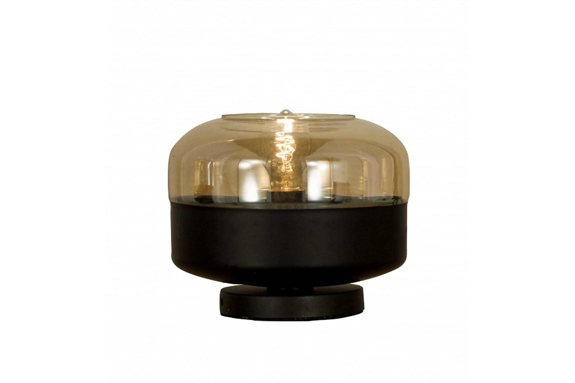 MITTE Bordslampa Svart/Amber, Bordslampor