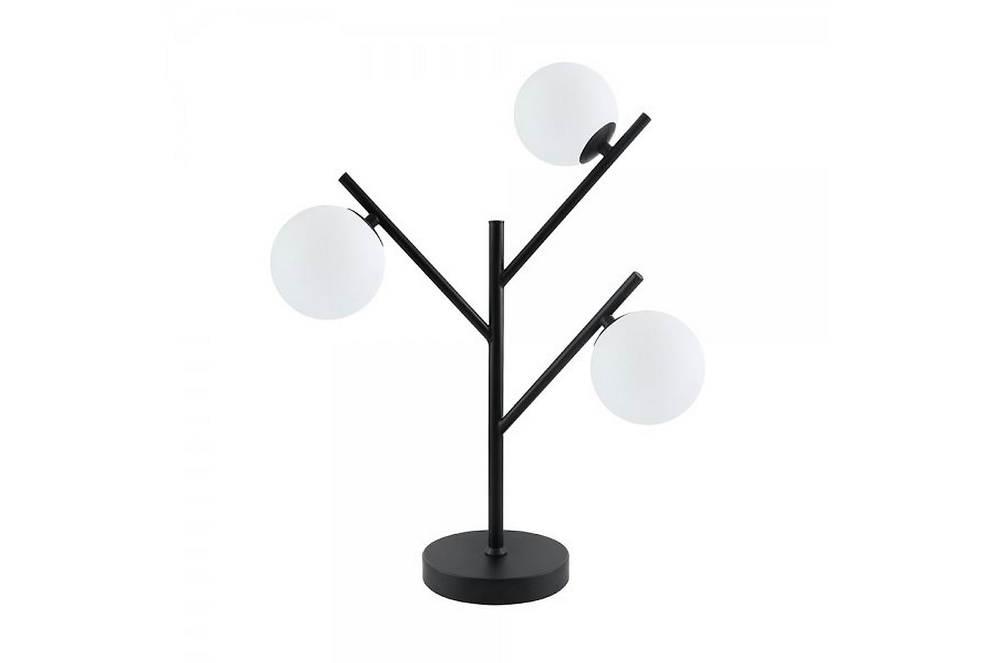 SMARHOLMEN Bordslampa Svart, Bordslampor thumbnail